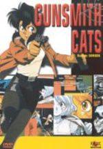 Gunsmith Cats 1 OAV