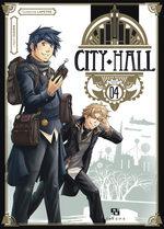 City Hall 4 Global manga