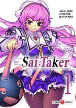 Sai:Taker 1 Manga