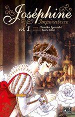 Joséphine impératrice 1 Manga