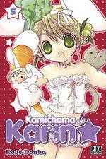 Kamichama Karin 5 Manga