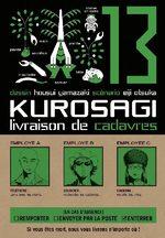 Kurosagi - Livraison de cadavres 13