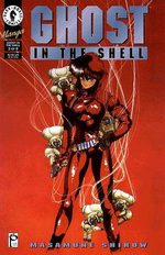 couverture, jaquette Ghost in the Shell 3