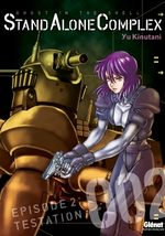 Ghost in The Shell - Stand Alone Complex 2 Manga