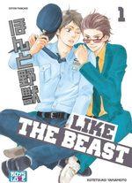 Like the Beast 1 Manga