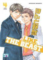 Like the Beast 4 Manga