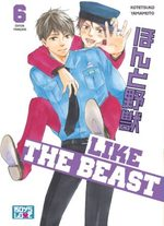 Like the Beast 6 Manga