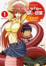 Monster Musume - Everyday Life with Monster Girls # 1
