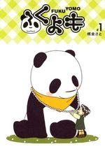 Pan'Pan Panda, une vie en douceur 1 Manga