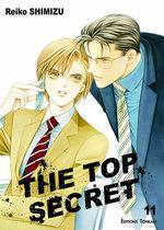 The Top Secret T.11 Manga