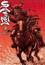 Satsuma, l'honneur de ses samouraïs 3 Manga