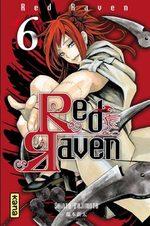 Red Raven 6 Manga