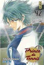 Prince du Tennis T.42 Manga