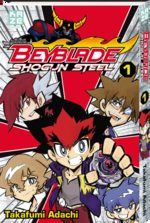 Beyblade Shogun steel 1