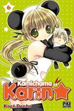 Kamichama Karin 6 Manga
