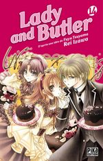 Lady and Butler 14