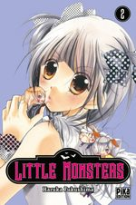 Little Monsters T.2 Manga