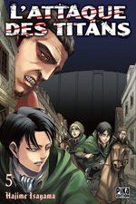 L'Attaque des Titans # 5