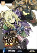 couverture, jaquette Monster Hunter Flash 4