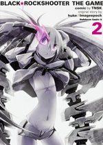 Black Rock Shooter - The Game 2 Manga
