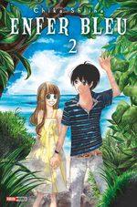 Enfer bleu T.2 Manga