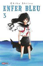 Enfer bleu T.3 Manga
