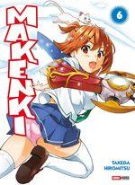 Makenki 6 Manga