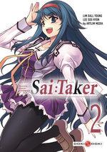 Sai:Taker T.2 Manga