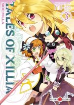 Tales of Xillia - Side;Milla 3 Manga