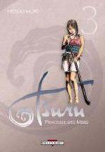 Tsuru, Princesse des Mers 3 Manga