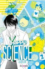 Happy science T.2 Manga