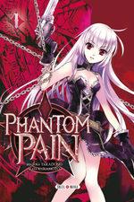 Phantom Pain 1 Manga