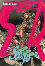 Jojo's Bizarre Adventure - Steel Ball Run 8 Manga