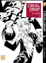 Drug & Drop T.2 Manga