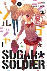 Sugar Soldier T.2 Manga