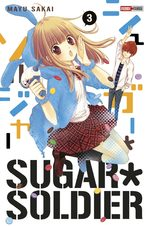 Sugar Soldier T.3 Manga