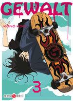 Gewalt T.3 Manga