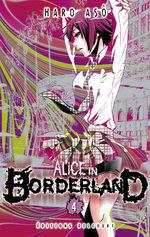 Alice in Borderland # 4