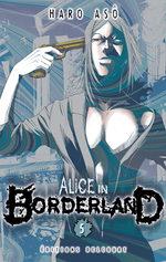 Alice in Borderland # 5