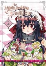 The Mystic Archives of Dantalian - Dalian Days 2 Manga