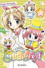 Chibi Devi!  4 Manga