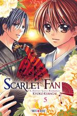 Scarlet Fan 5