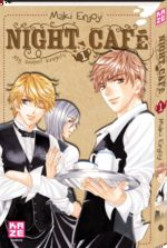 Night café - My sweet knights 1