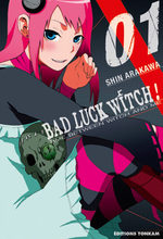 Bad luck witch ! 1 Manga