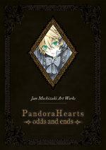 Pandora Hearts - odds and ends 1 Artbook