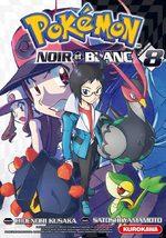 Pokémon Noir et Blanc 8 Manga