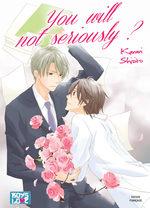 You will not seriously ? 1 Manga