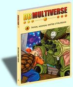 Dragon Ball Multiverse 8