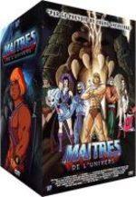Les Maitres de l'Univers 4 Série TV animée