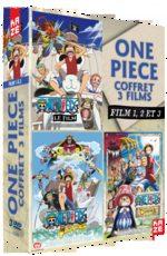 One Piece - Films (coffrets par 3) 1 Film